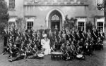 Boys Brigade Inspection 1900