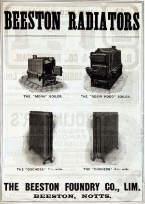Boiler Company Catalogue 1903