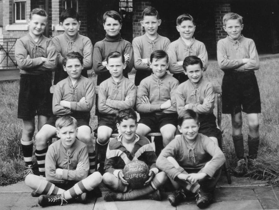 Beeston Fields Football 1950