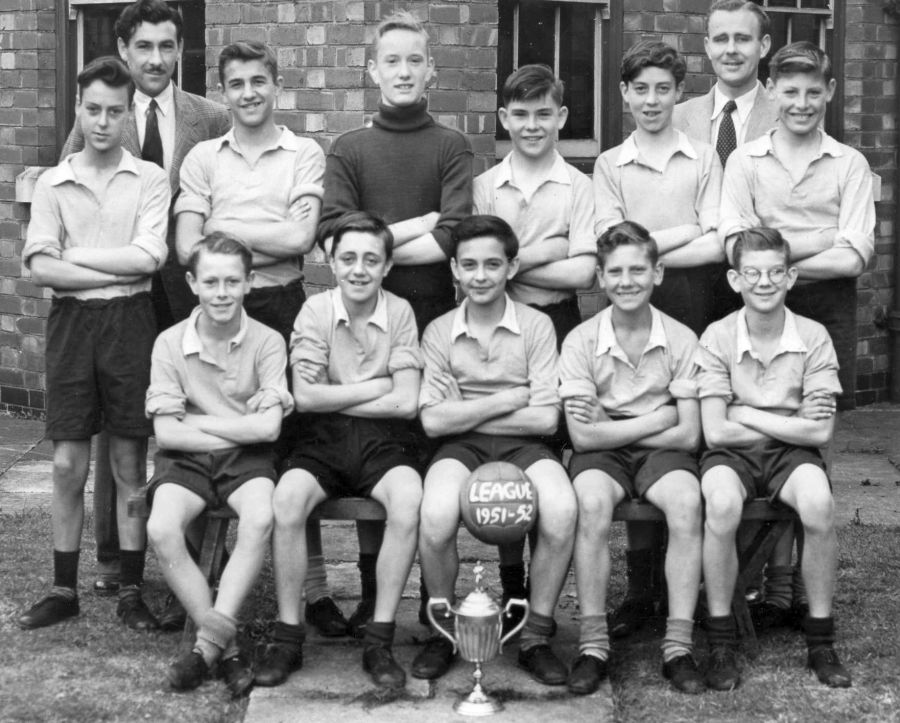 Beeston Fields 1948/49 Football Team