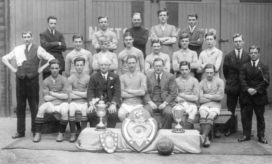 Beeston United 1921/22