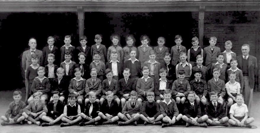 Church St 1948