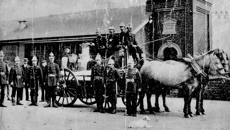 Early Beeston Fire Brigade