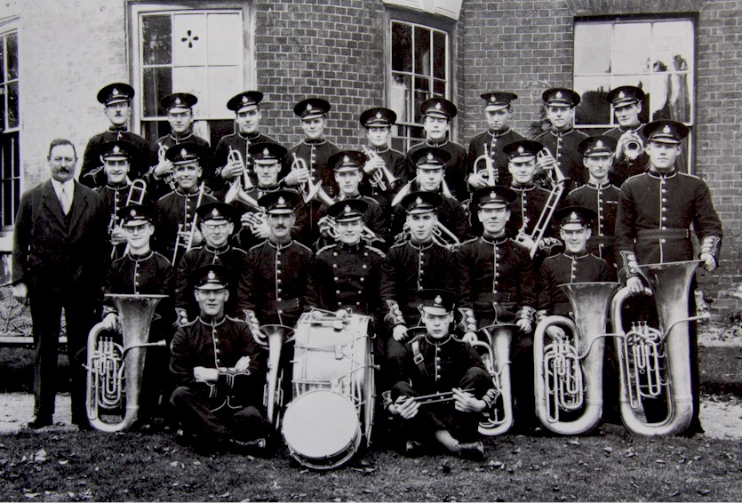Beeston Silver Prize Band