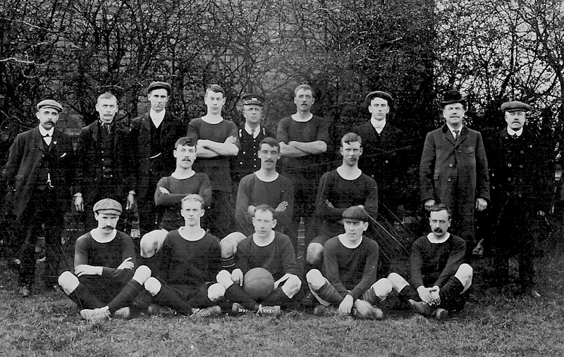 Beeston Railway Football Team