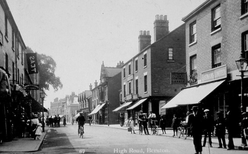 High Road at Stoney Street