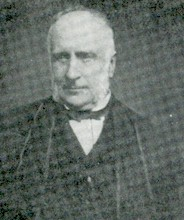 Rev John Wolley