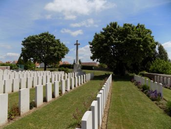 Athies Communal Cemetery Extension