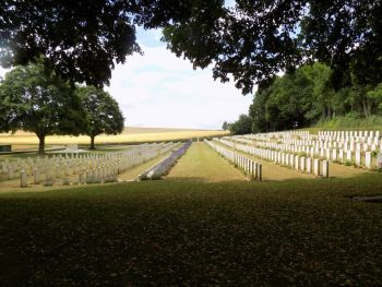 Contay British Cemetery