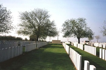 Outtersteene Communal Cemetery Extension