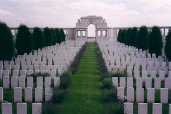 Pozieres British Cemetery & Memorial