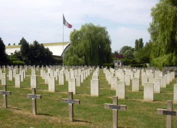 Senlis French National Cemetery