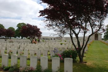 Serre Road Cemetery No. 2, France