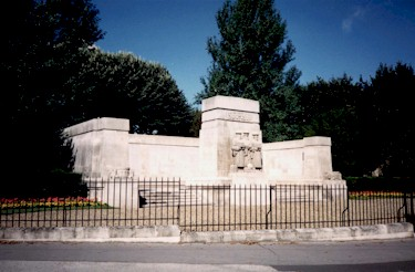"Soissons Memorial to the ""Missing"""